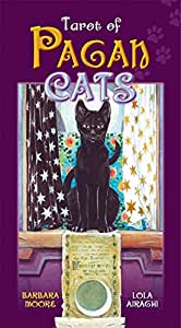 Tarot Of Pagan Cats: Tarot Deck : 78 Full Colour Tarot Cards and Instructions
