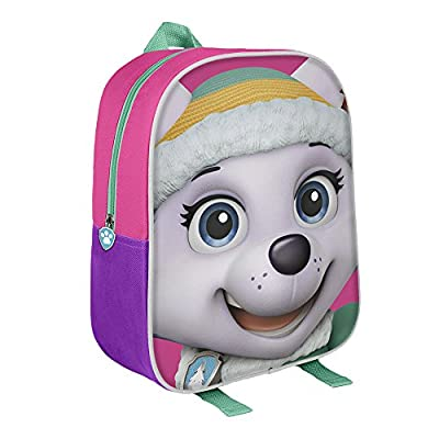Cerdá Paw Patrol Everest Mochila 3 D Relieve, Color Morado de Cerdá