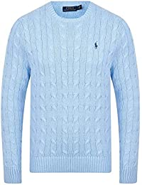 11c74b3bc42d Amazon.co.uk  Ralph Lauren - Jumpers, Cardigans   Sweatshirts   Men ...