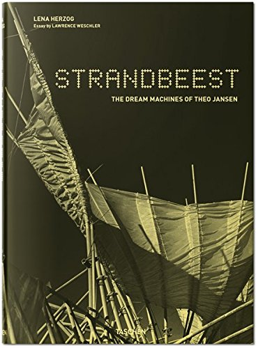 fo-Lena Herzog - Strandbeests - the dream machines of theo jansen
