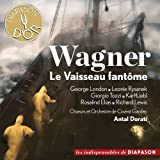 Wagner : Le Vaisseau fantôme. London, Rysanek, Dorati.