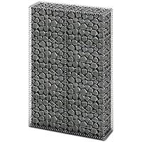 Tidyard Gavión Cesta Pared con Tapas Alambre Galvanizado de Impermeable y Resistente a la Intemperie150 x 100 x 30 cm