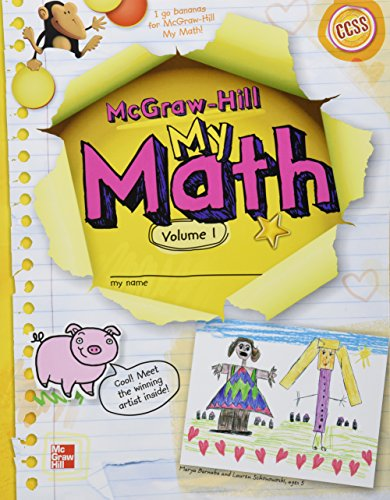 McGraw-Hill My Math, Grade K, Student Edition Package (Volumes 1 and 2): 1 & 2 (Elementary Math Connects) por McGraw Hill Education