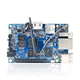 LaDicha Orange Pi Plus 2E H3 Quad Core 1.6GHZ 2 GB RAM 4K Open Source Entwicklungsboard Mini PC