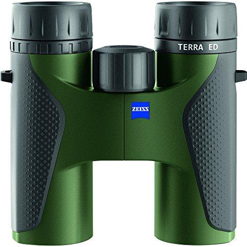 Zeiss Terra ED 8X32 Binocolo, Verde/Nero