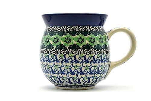 Polish Pottery 16 Oz. Bubble Mug – Kiwi Ceramika Artystyczna