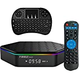 Zedo T95Z Plus Google TV BOX Android 7.1 Amlogic S912 Octa Core 3GB DDR3 32GB EMMC Android TV Box Support 2.4G/5G Dual Band WIFI 1000M LAN 4K 3D With Wireless Mini Keyboard