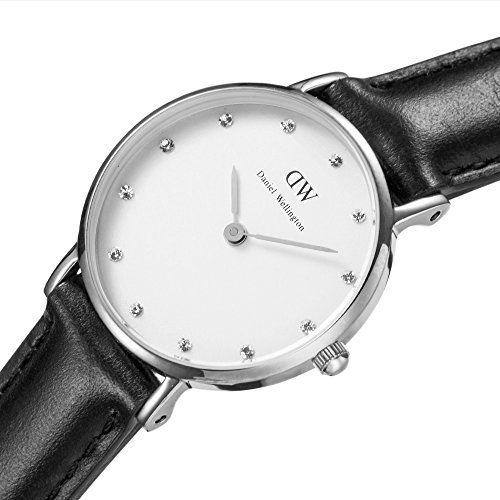 7d0567cb3c18 Daniel Wellington 0921DW - Reloj para mujer con correa de cuero ...