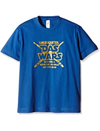 Coole-Fun-T-Shirts Jungen T-Shirt Kindergarten Das Wars