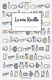 Scarica Libro Le mie Ricette Libro di ricette da scrivere per 120 piatti e note (PDF,EPUB,MOBI) Online Italiano Gratis