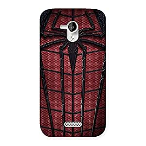 Cloths and Log Back Case Cover for Micromax Canvas HD A116