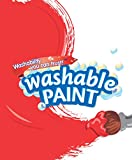 Crayola Washable Ready Mix Kids Paint, Pack of 4
