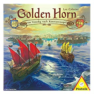 Piatnik 6318 Brettspiel Golden Horn (B00CPX2M3I) | Amazon price tracker / tracking, Amazon price history charts, Amazon price watches, Amazon price drop alerts