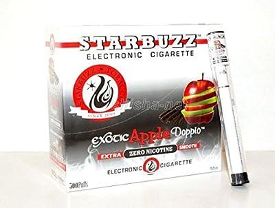 Starbuzz E-Shisha - Apple Doppio elektrische Wasserpfeife von Starbuzz