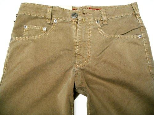 """Herren Jeans """"Clark"""" Taupe"""