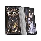 Stronrive 78PCS Guardian Angel Tarot Cards - Baraja De Cartas del Tarot para Family Gathering Party (1)