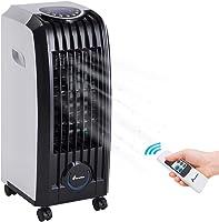 Bakaji Raffrescatore Rinfrescatore Ventilatore Umidificatore d'aria Air Cooler Massima Potenza Raffreddamento ad Acqua...