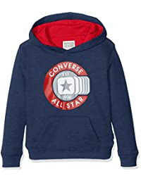 Converse Boy's Graphic Pull Over Hoodie