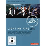 Rock and Roll Hall of Fame - Light My Fire/Live - Magische Momente 01/KulturSpiegel Edition