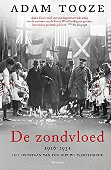 De zondvloed (Dutch Edition) by [Tooze, Adam]