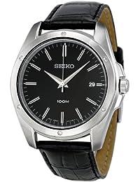 Seiko Classic Reloj elegante para hombres Clásico & sencillo