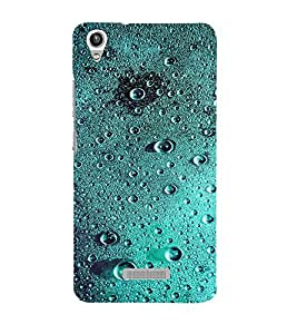 EPICCASE water droplet Mobile Back Case Cover For Lava Pixel V1 (Designer Case)
