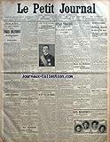 PETIT JOURNAL (LE) [No 16839] du 02/02/1909 - EN ANGLETERRE LES FORCES MILITAIRES...