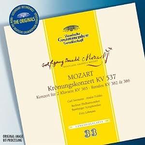 Kronungskonzert (Lehmann, Berliner Philharmoniker) (DG The Originals)