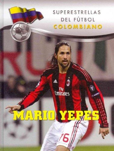 Mario Yepes (Superestrellas del Futbol: Colombiano)