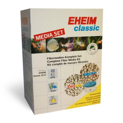 Eheim 2522130 FiltermassenSet für classic 250 (Typ 2213)