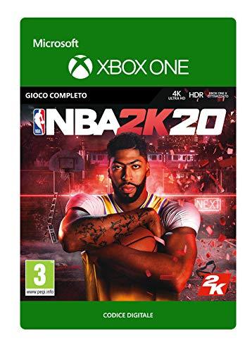 NBA 2K20 - Xbox One - Codice download