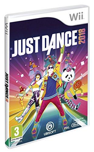 Just Dance 2018 (precio: 26,90€)