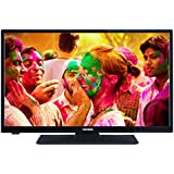 Telefunken L28H272I3 72 cm (28 Zoll) Fernseher (HD Ready, Triple-Tuner, Energieklasse A+) schwarz