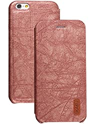 Best New Apple iphone 6s Case cover, Apple iPhone 6s Bronze Designer Style Wallet Case Cover