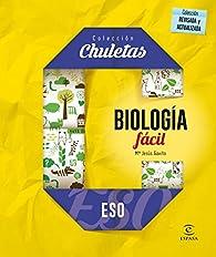 Biología fácil para la ESO par María Jesús Gavito