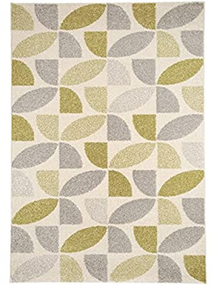 benuta Pastel Mosaik Modern Rug - Quality label GuT - 100% Polypropylene - Geometric - Machine woven - Living room produced by benuta - quick delivery from UK.