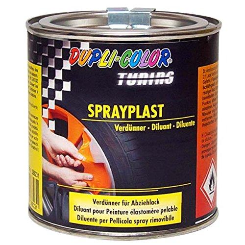 dupli color sprayplast Dupli Color 388231 DC Sprayplast Verdünner, 375 ml