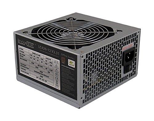 LC-Power LC420-12 80+ Bronze PC-Netzteil (420 Watt) (Netzteil 350 Watt)