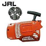 jrl nuevo arranque de retroceso y embrague para ajuste chino 2tiempos de gasolina motosierra 380038CC
