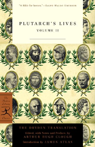 Plutarch's Lives, Volume 2: v. 2 (Modern Library)