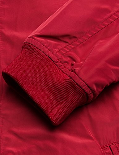 Replay M8814 .000.82694, Blouson Homme Rouge (Ruby Red)