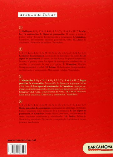 Cuaderno de refuerzo de lengua castellana 3 (Materials Educatius - Eso - Lengua Castellana) - 9788448917241