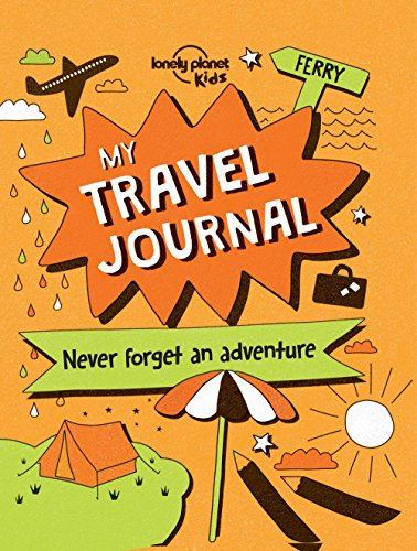 Lonely Planet Kids: My Travel Journal