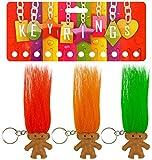 Stelle deinen Kinder Spielzeug Adventskalender selber zusammen Spielsachen Mädchen Junge Einzelne Kleine Spielware Paket (Troll)