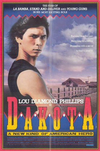 Dakota Plakat Movie Poster (11 x 17 Inches - 28cm x 44cm) (1988)