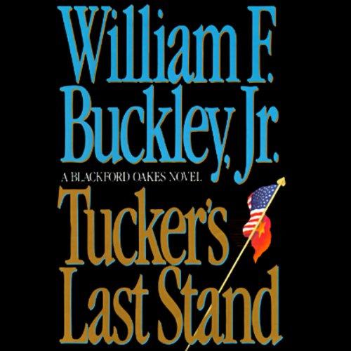 Tucker's Last Stand  Audiolibri