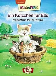 Bildermaus - Ein Kätzchen für Ella