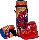 #4: SHRIBOSSJI Boxing Punching Bag KIT for Kids (Characters May Vary) Boxing