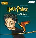 Harry Potter 5 und der Orden des Phönix. 3 mp3-CDs.