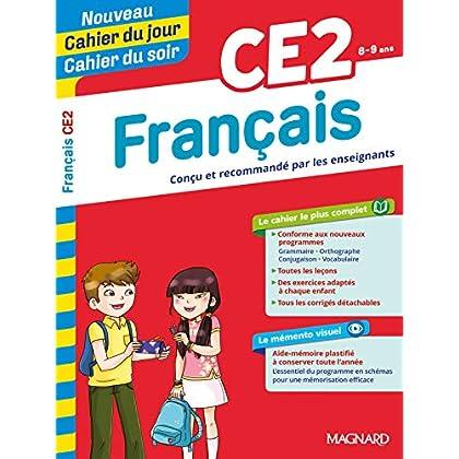 Cahier du jour/Cahier du soir Français CE2